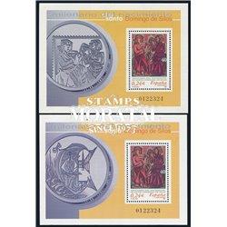 2001 Spanien Block99/100  Block tausendjährigen Silos Sto.Domingo  ** Perfekter Zustand  (Michel)