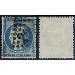 1873 Frankreich Mi# 0  (o) Gebrauchte, Zustand. Ceres 25c. (Petits Chiffres) (III) (Michel)