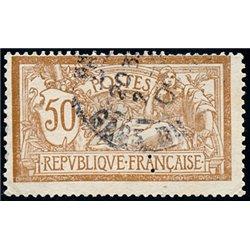 1900 Frankreich Mi# 97x  0. Merson 50c. (Michel)  Serie Gene