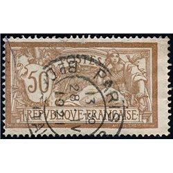 1900 France  Sc# 123  (o) Used, Nice. Merson 50c. (Scott)  Generic Series