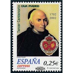 2002 Spanien 3725 Monte de Piedad  ** Perfekter Zustand  (Michel)