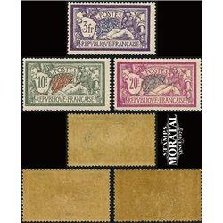 1924 Frankreich Mi# 181/183  0. Merson (Michel)  Serie Gene