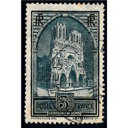 1929 France  Sc# 247  0. Sights (Scott)  Tourism