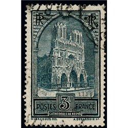 1929 France  Sc# 247  (o) Used, Nice. Sights (Scott)  Tourism