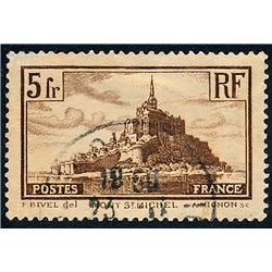 1929 France  Sc# 250  0. Sights (Scott)  Tourism