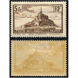 1929 Frankreich Mi# 240a  * Falz Guter Zustand. Sehenswürdigkeiten (Michel)  Tourismus