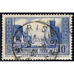 1929 Frankreich Mi# 241IIIa  0. Sehenswürdigkeiten (Michel)  Tourismus