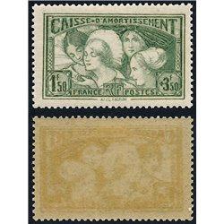 1931 France  Sc# B38  0. Sinking Fund Issues (Scott)