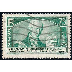 1935 France  Sc# 301  0. Savings Bank (Scott)