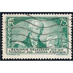 1935 Frankreich Mi# 299  0. SparkassenkongreB (Michel)
