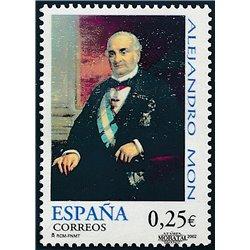 2002 Spain  Sc 3151 Alejandro Mon  **MNH Very Nice, Mint Hever Hinged?  (Scott)