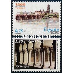 2002 Spanien  Mi 3737/3738 Hundertjährigen Persönlichkeiten ** Perfekter Zustand, Postfrisch   (Michel)