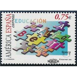 2002 España 3924 Gaudí    (Edifil)