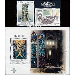 2002 Spanien Block114 Block spanische Kunst   ** Perfekter Zustand  (Michel)