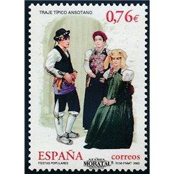 2002 España 3954 SH Arte Español     (Edifil)
