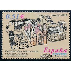 2003 Spanien 3817 JUVENIA 2003  ** Perfekter Zustand  (Michel)