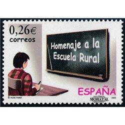 2003 Espagne 3549 École rurale  **MNH TTB Très Beau  (Yvert&Tellier)