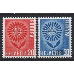1964 - Switzerland  Sc# 438/439  ** MNH Very Nice. Europa 64 (Scott)