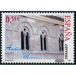 2003 Spanien 3837 Avilés   ** Perfekter Zustand  (Michel)