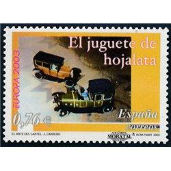 2003 Spanien 3839 Europa  ** Perfekter Zustand  (Michel)