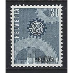 1967 - Switzerland  Sc# 482  ** MNH Very Nice. Europa  67 (Scott)