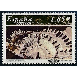 2003 Spanien 3841 Zaragoza römischen theater  ** Perfekter Zustand  (Michel)