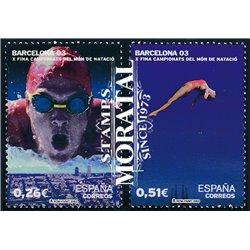 2003 España 3984 Teatro Romano de Zaragoza    (Edifil)