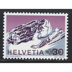 1971 - Switzerland  Sc# 533  ** MNH Very Nice. Les Diablerets (Scott)