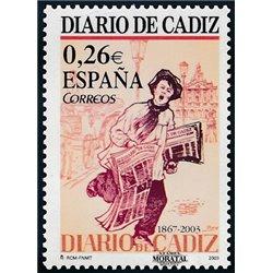2003 España 3992 Max Aub    (Edifil)