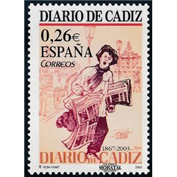 2003 Spanien 3854 Diario de Cádiz  ** Perfekter Zustand  (Michel)