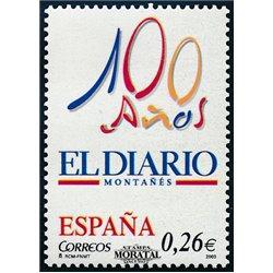 2003 Spanien 3860 Diario Montanes  ** Perfekter Zustand  (Michel)