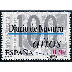 2003 España 3997 150º 1er Sello Chile    (Edifil)