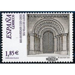 2003 Espagne 3577 SEO Antigua de Lleida  **MNH TTB Très Beau  (Yvert&Tellier)