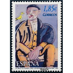 2003 Espagne 3601 Luis Seoane  **MNH TTB Très Beau  (Yvert&Tellier)