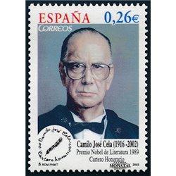 2003 Espagne 3606 Camilo José Cela  **MNH TTB Très Beau  (Yvert&Tellier)