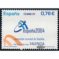 2003 Espagne 3609 BF, Espagne 2004  **MNH TTB Très Beau  (Yvert&Tellier)