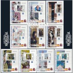 2003 Spanien Block123/132 Block 25. Aniv. Verfassung  ** Perfekter Zustand  (Michel)