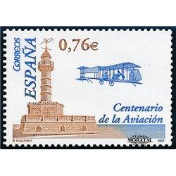2003 Spanien 3909 Prozent. Luftfahrt  ** Perfekter Zustand  (Michel)