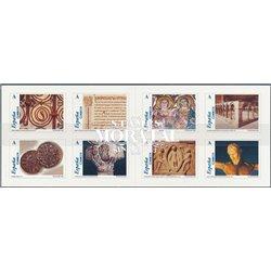 2004 Spanien 0 Karten-Kunst romanische Aragon  ** Perfekter Zustand  (Michel)