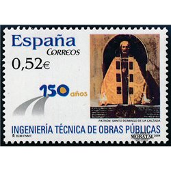 2004 Spanien 3949 TEC-Technik. Öffentliche Arbeiten  ** Perfekter Zustand  (Michel)
