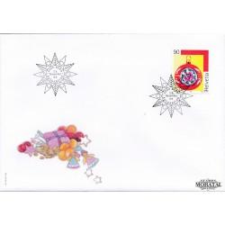 1999 - Switzerland  Sc# 1062  F.D.C.  Nice. Christmas (Scott)