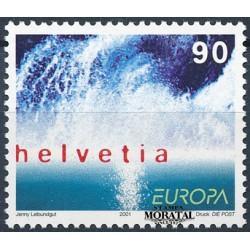 2001 - Switzerland  Sc# 1099  ** MNH Very Nice. Europa 01 (Scott)