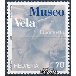 2001 - Switzerland  Sc# 1098  ** MNH Very Nice. Vela Museum (Scott)