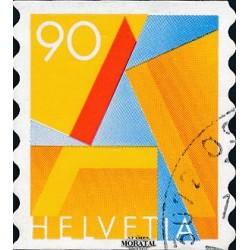 2001 - Switzerland  Sc# 1102  © Used, Nice. Definiive Stamp (Scott)
