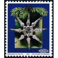2001 - Switzerland  Sc# 1111  ** MNH Very Nice. Christmas (Scott)