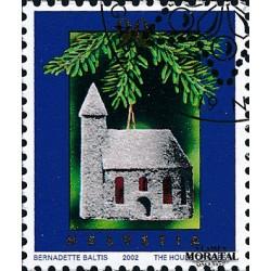 2002 - Switzerland  Sc# 1137  © Used, Nice. Christmas (Scott)
