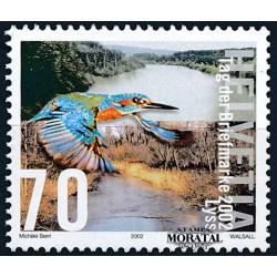2002 - Switzerland  Sc# 1133  ** MNH Very Nice. Stamp Day (Scott)