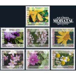 2003 - Switzerland  Sc# 1142/1148  ** MNH Very Nice. Medicinal Plants (Scott)