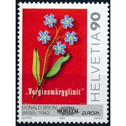 2003 - Switzerland  Sc# 1149  ** MNH Very Nice. Europa 03 (Scott)