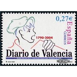 2004 Spanien 3968 Zeitschrift für Valencia  ** Perfekter Zustand  (Michel)